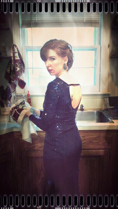 Bond girl photo