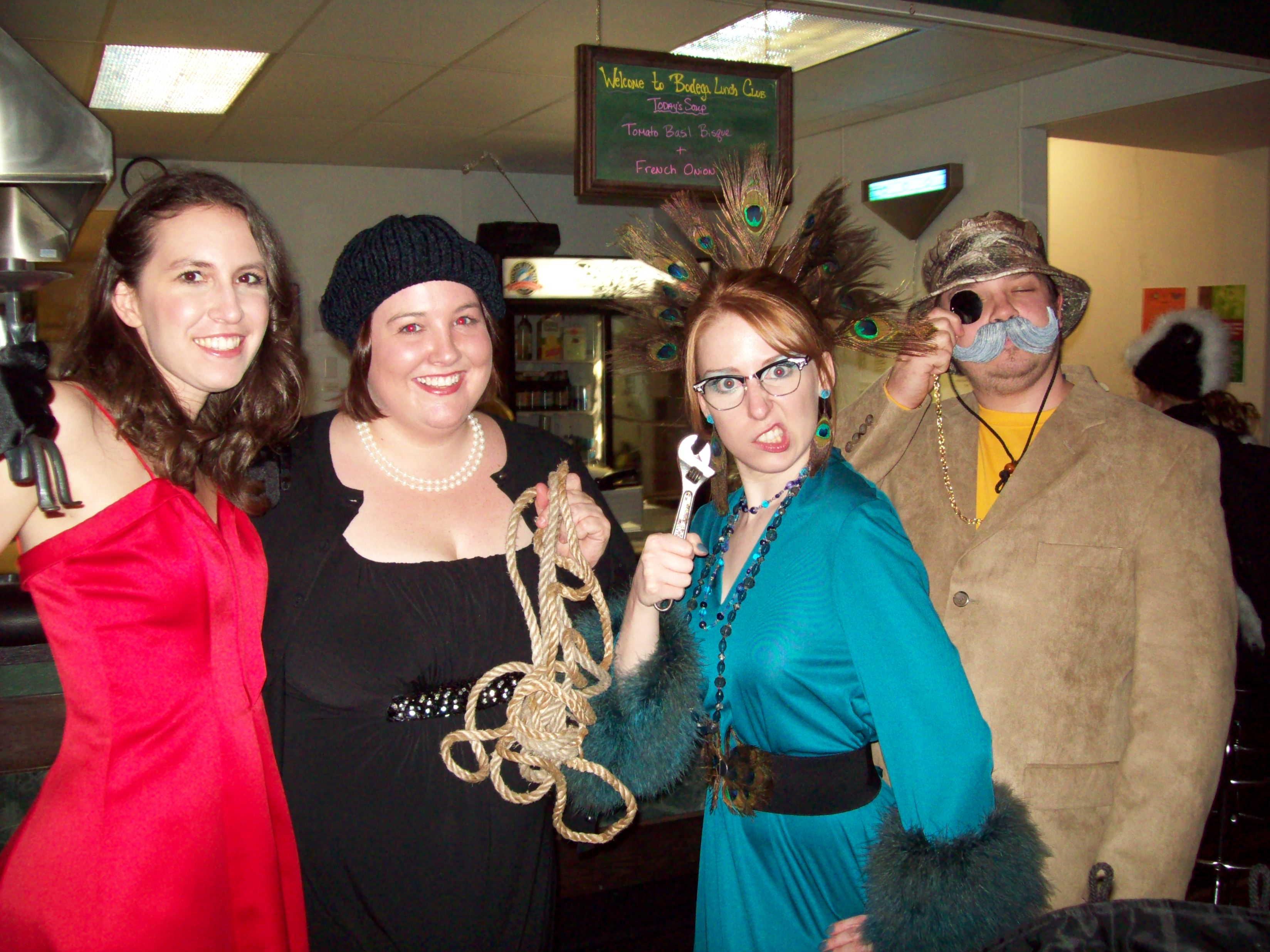 halloween party and costume contest | jess witkins' happiness project