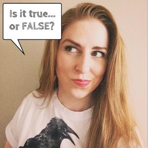 Five Truths and a Lie